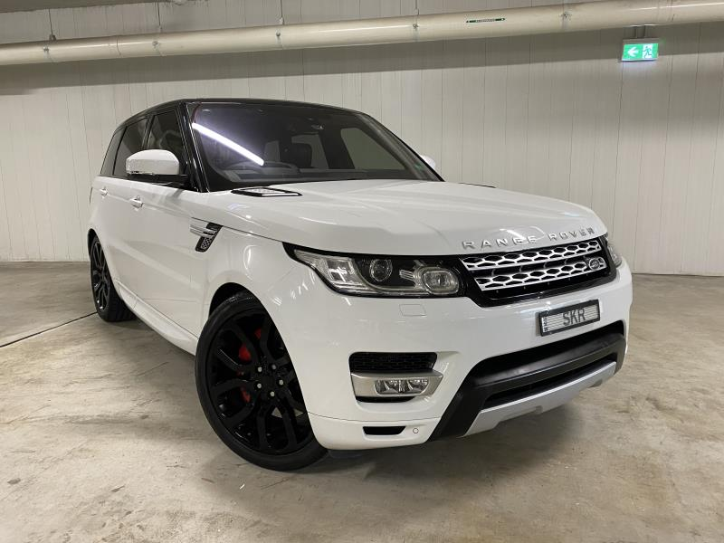 2016 LAND ROVER RANGE ROVER SPORT WAGON HSE LUXURY